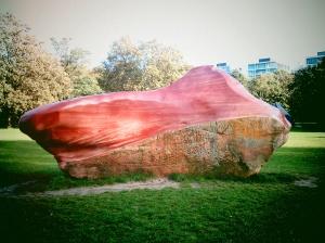 """Kueka Abuela"" en el Tiergarten"